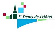 Logo Saint Denis de l'Hôtel