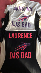 T-shirt DJS Bad © DJS Bad