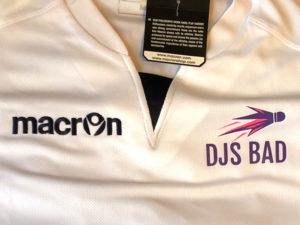 Le nouveau t-shirt DJS Bad est en vente
