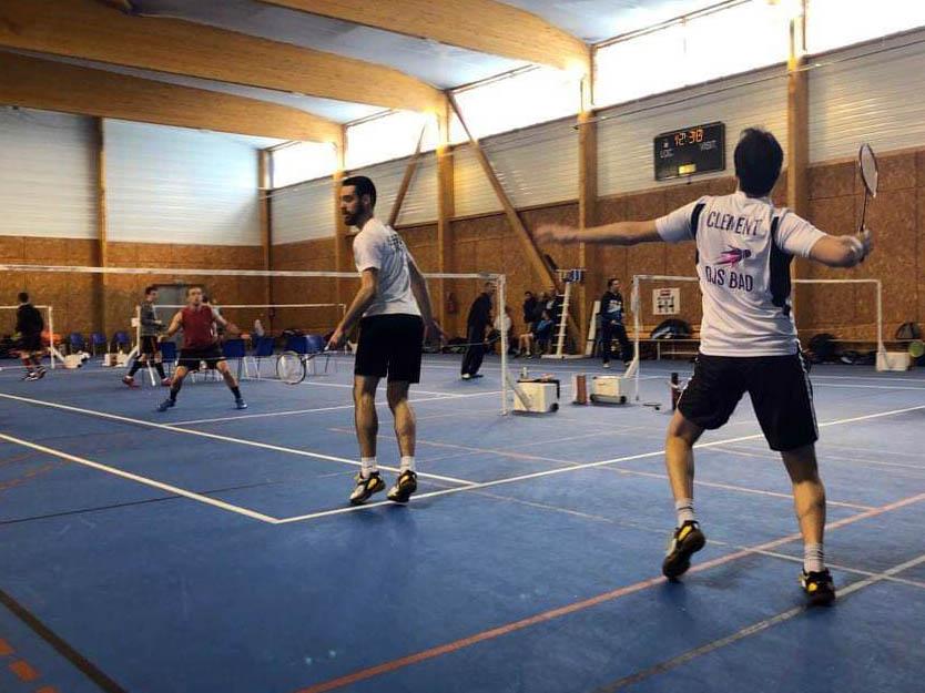 Une finale à Angers pour Clément
