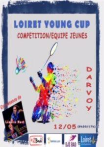 Affiche Loiret Young Cup