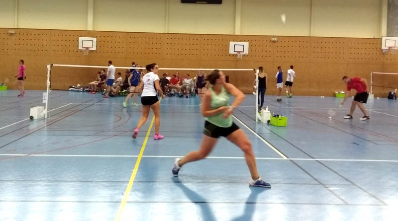 Tournoi CLTO - Double Dames