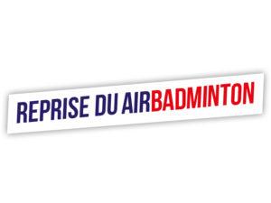 Séance Air Badminton le 29 mai