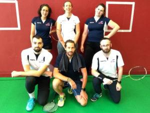 Read more about the article L'équipe 1 invaincue sur la première journée d'interclubs D1